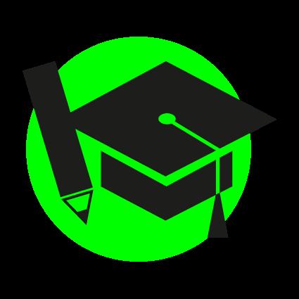 Ikon for uddannelse